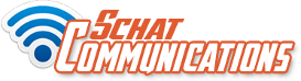 Schat Communications logo